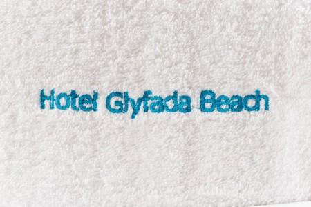 Κέντημα για το Ξενοδοχείο Hotel Glyfada Beach